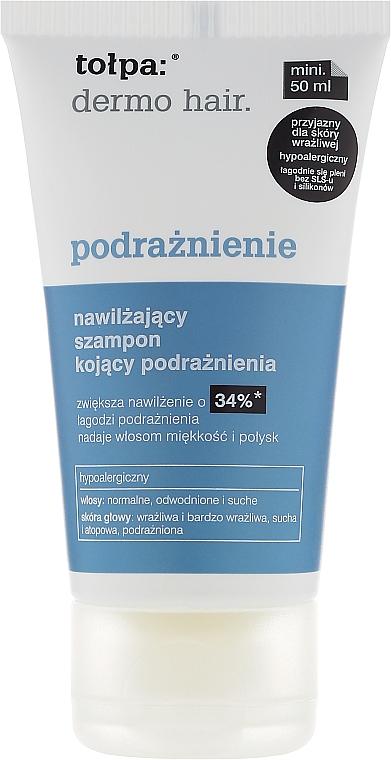 Feuchtigkeitsspendendes und hypoallergenes Shampoo - Tolpa Dermo Hair Moisturizing Shampoo