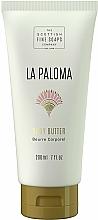 Düfte, Parfümerie und Kosmetik Nährende Körperbutter mit Agavennektar - Scottish Fine Soaps La Paloma Body Butter