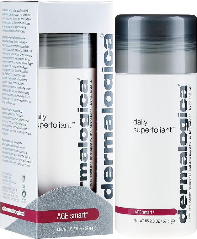 Gesichtspeeling für täglichen Gebrauch - Dermalogica Age Smart Daily Superfoliant