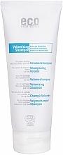 Düfte, Parfümerie und Kosmetik Volumen-Shampoo Lindenblüte & Kiwi - Eco Cosmetics