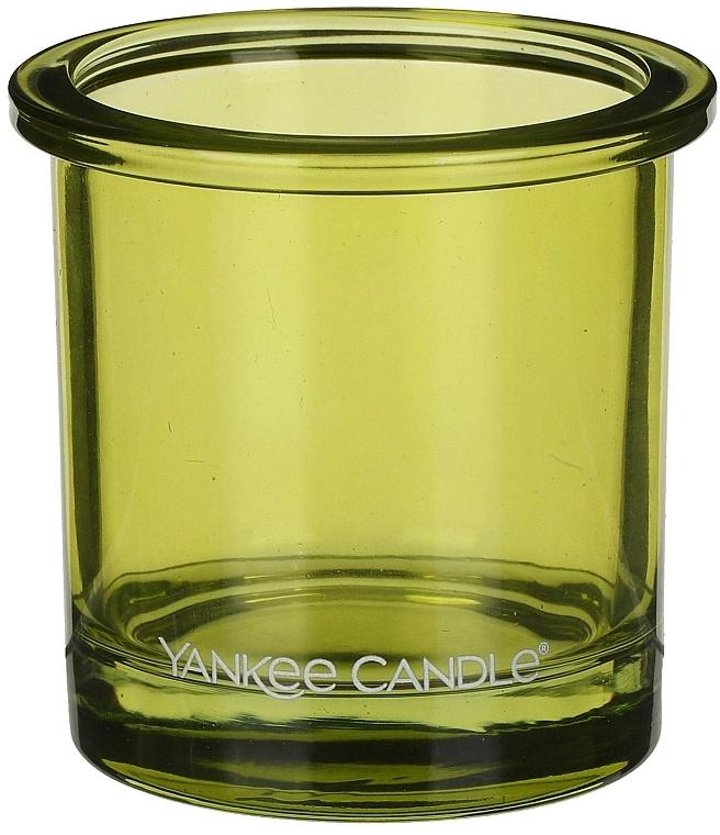 Kerzenhalter für Votivkerze - Yankee Candle POP Lime Tealight Votive Holder — Bild N1