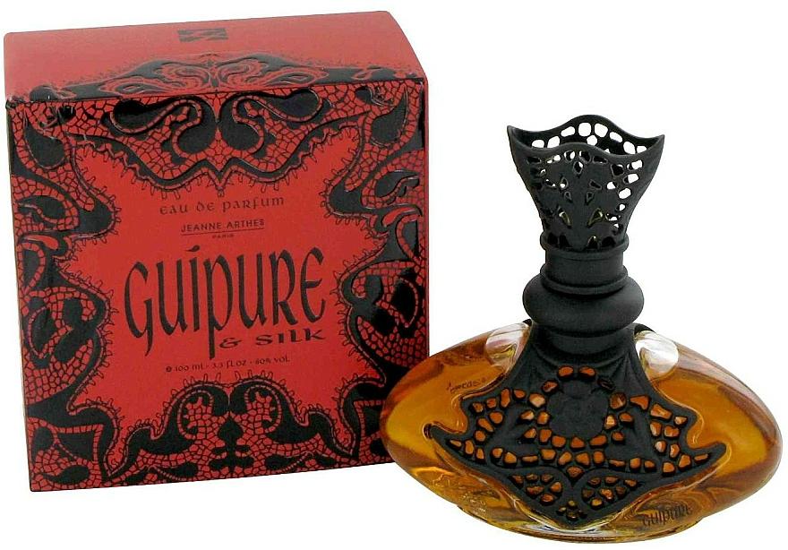 Jeanne Arthes Guipure & Silk - Eau de Parfum