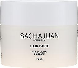 Düfte, Parfümerie und Kosmetik Modellierende Haarpaste Starker Halt - Sachajuan Stockholm Hair Paste