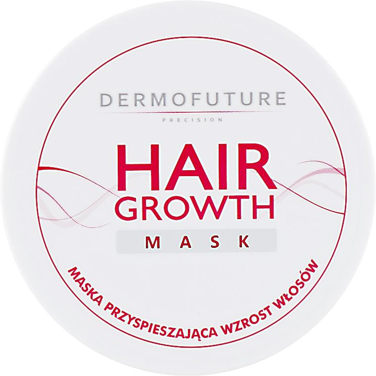 Maske zur Stimulierung das Haarwachstums - DermoFuture Hair Growth Mask