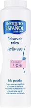 Düfte, Parfümerie und Kosmetik Fußpuder - Instituto Espanol Super Talc