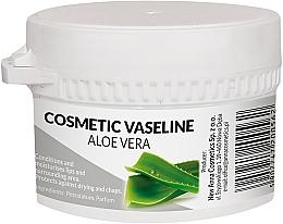 Düfte, Parfümerie und Kosmetik Gesichtscreme mit Aloe Vera - Pasmedic Cosmetic Vaseline Aloe Vera