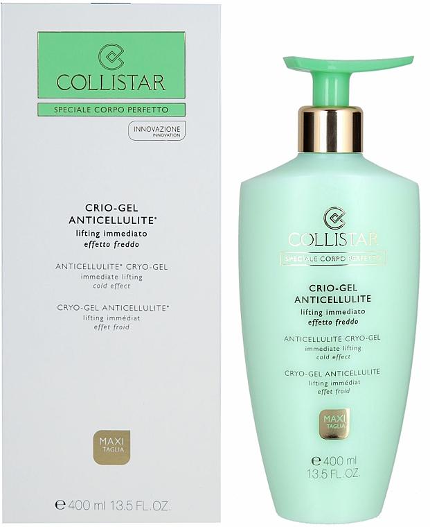 Anticellulite Cryo-Gel - Collistar Anticellulite Crio-Gel