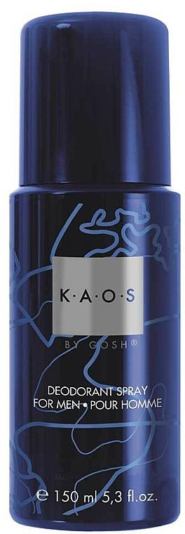 Gosh Kaos - Deospray