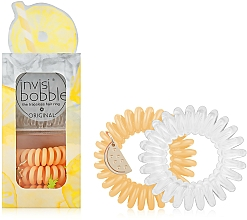 Düfte, Parfümerie und Kosmetik Haargummis 6 St. - Invisibobble Original Happy Hour Just Pine