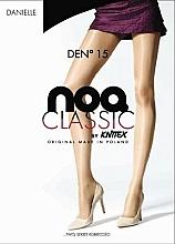 Düfte, Parfümerie und Kosmetik Damenstrumpfhose Danielle 15 Den nero - Knittex
