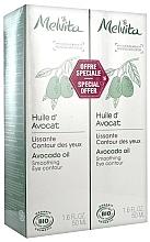 Düfte, Parfümerie und Kosmetik Körperpflegeset - Melvita Huiles De Beaute Avocado Oil Duo (Avocadoöl 2x50ml)