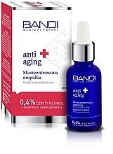 Düfte, Parfümerie und Kosmetik Anti-Falten Gesichtskonzentrat mit Retinol und Vitamin C - Bandi Medical Expert Anti Aging Concetrated Ampoule