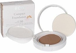 Düfte, Parfümerie und Kosmetik Kompakte Foundation LSF 30 - Eco Cosmetics Compact Foundation SPF30