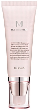 Düfte, Parfümerie und Kosmetik Feuchtigkeitsspendende aufhellende BB Creme - Missha M BB Boomer