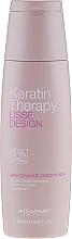 Düfte, Parfümerie und Kosmetik Haarspülung mit Keratin - Alfaparf Lisse Design Keratin Therapy Maintenance Conditioner