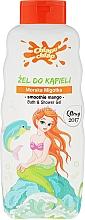Düfte, Parfümerie und Kosmetik Feuchtigkeitsspendendes und glättendes Bade- und Duschgel für Kinder mit Mangoduft - Chlapu Chlap Bath & Shower Gel