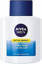 After Shave Balsam 2in1 - Nivea For Men Active Energy Skin Revitalizer After Shave Balm — Bild N2