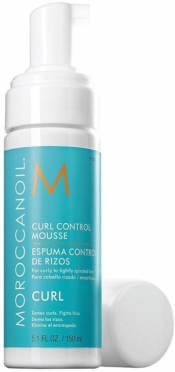 Kontrollierender Lockenschaum - Moroccanoil Curl Control Mousse
