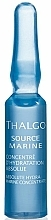 Düfte, Parfümerie und Kosmetik Belebendes Gesichtskonzentrat für intensive Feuchtigkeitsversorgung - Thalgo Absolute Hydra-Marine Concentrate
