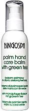 Düfte, Parfümerie und Kosmetik Palmbalsam für die Hände mit grünem Tee - BingoSpa Palm Balm For Hands With Green Tea