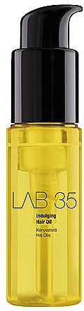 Haarpflegeöl - Kallos Cosmetics Lab 35 Indulging Nourishing Hair Oil