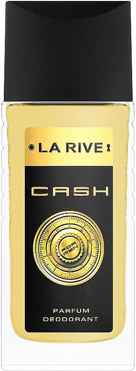 La Rive Cash - Parfümiertes Körperspray