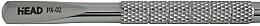 Düfte, Parfümerie und Kosmetik Doppelseitiger professioneller Nagelhautpusher X-line PX-02 - Staleks