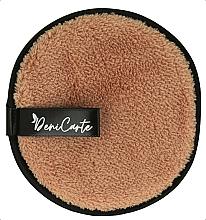 Düfte, Parfümerie und Kosmetik Reinigungsschawamm für das Gesicht aus Mikrofaser beige - Deni Carte Face Wash Microfiber Beige
