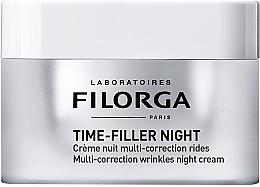 Düfte, Parfümerie und Kosmetik Korrigierende Nachtcreme gegen Falten - Filorga Time-filler Night Cream