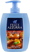 Düfte, Parfümerie und Kosmetik Flüssigseife Amber und Argan - Felce Azzurra Nutriente Amber & Argan