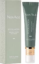 Düfte, Parfümerie und Kosmetik Anti-Falten Augencreme - Oriflame NovAge Ecollagen Wrinkle Power Eye Cream