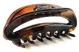 Düfte, Parfümerie und Kosmetik Haarklammer FA-5801 bernsteinbraun - Donegal