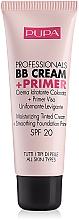 Düfte, Parfümerie und Kosmetik BB Creme und Primer - Pupa Profesional bb Cream + Primer Tone-Cream