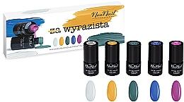 Düfte, Parfümerie und Kosmetik Nagelset - NeoNail Professional Wyrazista Set (Nagellack 5x3ml)