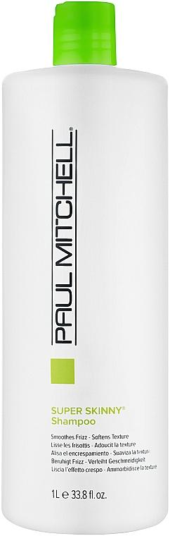 Glättendes Shampoo - Paul Mitchell Smoothing Super Skinny Shampoo
