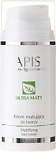 Düfte, Parfümerie und Kosmetik Mattierende Gesichtscreme - APIS Professional Matting Face Cream