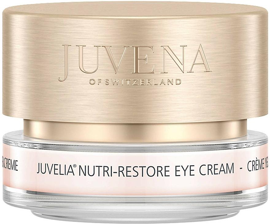 Pflegende Anti-Aging Augencreme - Juvena Juvelia Nutri Restore Eye Cream