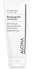 Düfte, Parfümerie und Kosmetik Erfrischendes und belebendes Gesichtsreinigungsgel - Alcina B Cleansing Gel