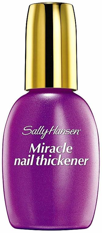 Nährende Nagelpflege für dünne und weiche Nägel - Sally Hansen Miracle Nail Thickener