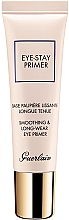 Düfte, Parfümerie und Kosmetik Lidschatten-Primer - Guerlain Eye-Stay Primer Smoothing and Long-Wear Eye Primer