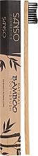 Düfte, Parfümerie und Kosmetik Bambuszahnbürste - Sanso Cosmetics Natural Bamboo Toothbrushes