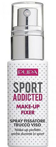 Make-up Fixierspray - Pupa Sport Addicted Make Up Fixer — Bild N1