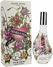 Düfte, Parfümerie und Kosmetik Jeanne Arthes Love Generation Rock - Eau de Parfum