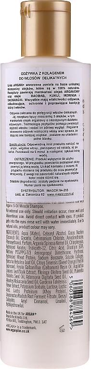 Revitalisierender Conditioner mit Kollagen - Argan+ Collagen Rejuvenating Conditioner — Bild N2