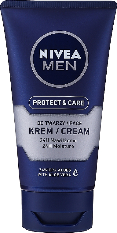 Feuchtigkeitsspendende After Shave Creme - Nivea For Men After Shave Cream
