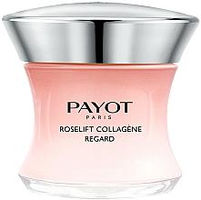 Düfte, Parfümerie und Kosmetik Augencreme mit Peptiden - Payot Roselift Collagen Regard Lifting Eye Cream