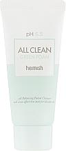 Düfte, Parfümerie und Kosmetik Balancierender Gesichtsschaum (Mini) - Heimish All Clean Green Foam pH 5.5