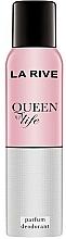 Düfte, Parfümerie und Kosmetik La Rive Queen of Life - Deospray