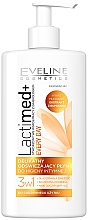 Düfte, Parfümerie und Kosmetik Gel für die Intimhygiene - Eveline Cosmetics Lactimed+