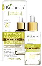 Düfte, Parfümerie und Kosmetik Korrigierendes Gesichtsserum für Tag und Nacht - Bielenda Skin Clinic Professional Mezo